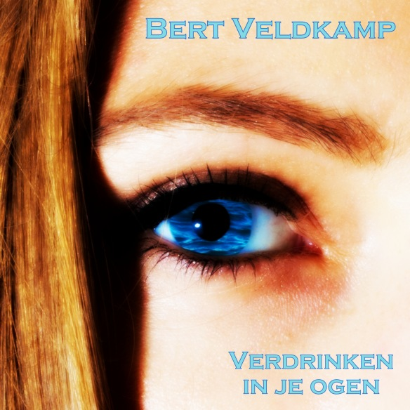 Bert Veldkamp - Verdrinken In Je Ogen Cover